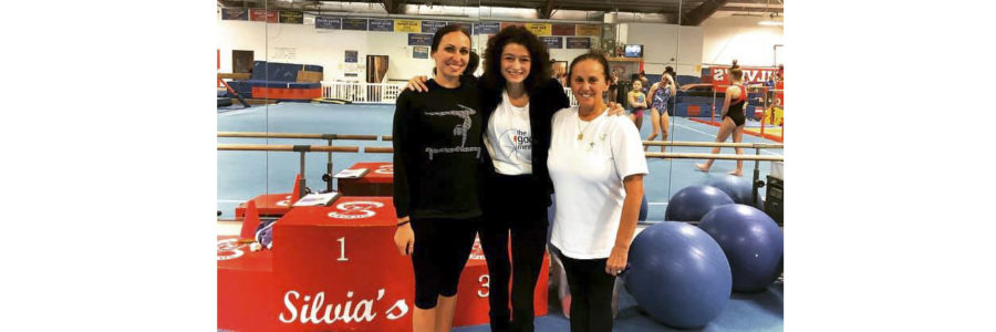 "The Godi Method® workshop: ""Optimizing Gymnastic Training Through Postural Alignment"" hosted by Silvia 's Gymnastics in PA."